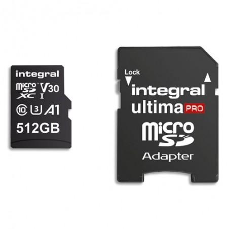 ITG CAR SDXC 512G 4K INMSDX512G100/80V30