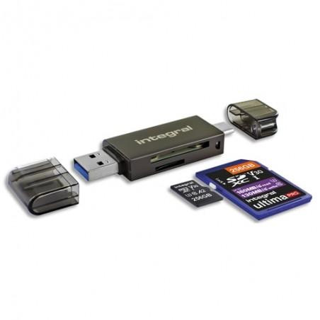 ITG LECT CARTE USB INCRUSB3.0ACSDMSDA2