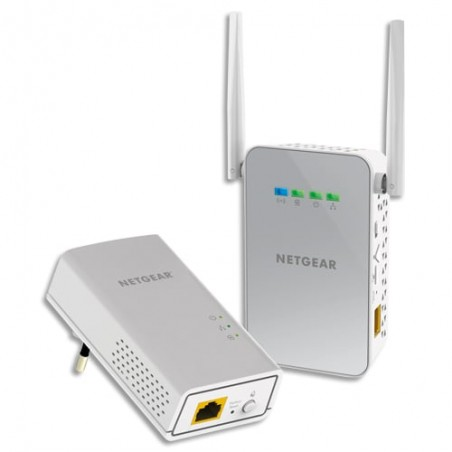 NETG PACK CPL WIFI 1000MB PLW1000-100PES