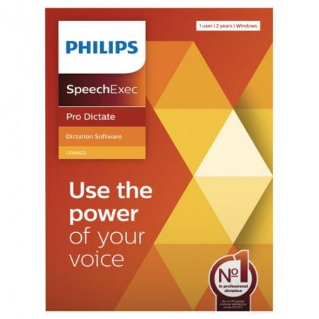 PHS LOGIC PRO DICT11 CLE 2AN LFH4422/00