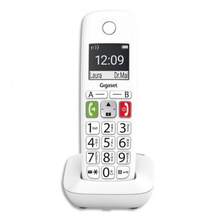 GIG TEL E290 SOLO BLC S30852-H2901-N102