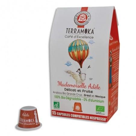 TRM P/15 CAP CAFE BIO ARA BRE AR00000001