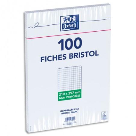 OXF S/100 BRIST NP A4 5X5 100100450