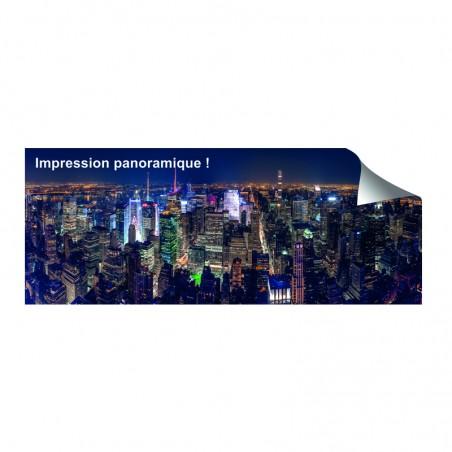 Impression Panoramique 32cm x 80cm