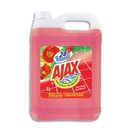 AJX BIDON 5L NETOY FLEUR ROUGE 271483