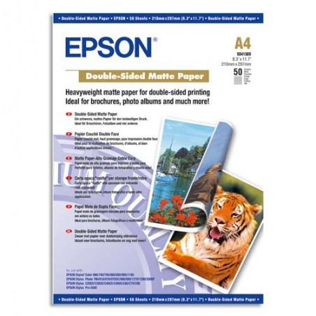 EPS P/50 P/PHOTO MAT A4 167G C13S041256