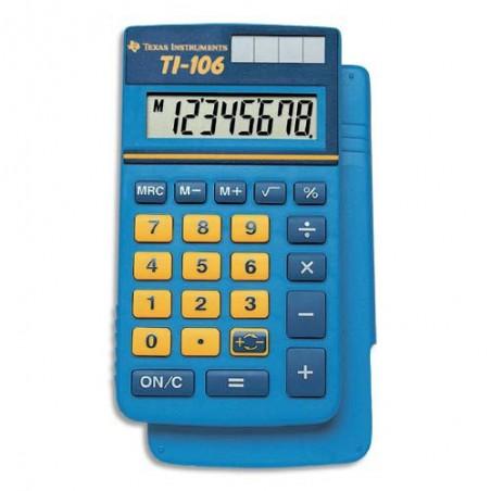 TEX CALC PRIMAIRE TI-106II BL