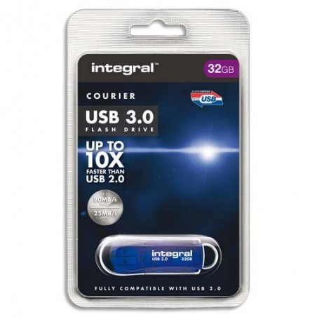 ITG CLE COURR 32GO USB3 INFD32GBCOU3.0+R