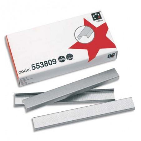 5ET B/1000 AGRAFES 24/6-581327