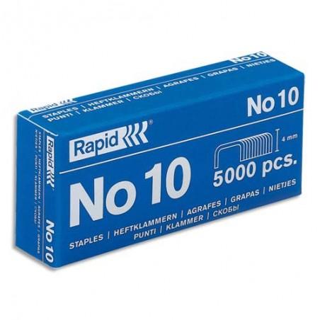 RAP B/5000 AGRAFES N 10 24863000