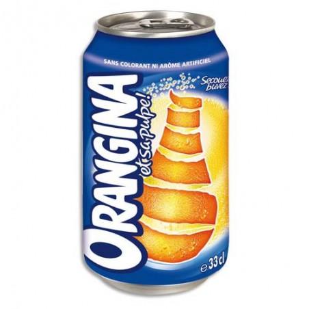ORG CANET SLIM ORANGINA 33CL 8009452