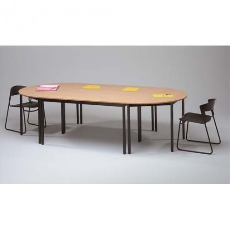 STB TABLE POLYV 1/2 RND 140 HE/N EXDR140