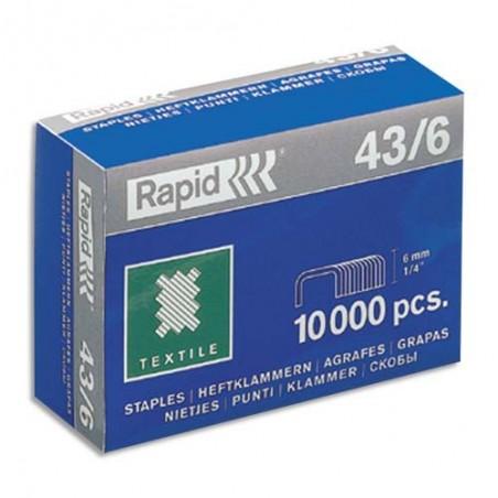 RAP B/10000 AGRAFES 43/6 24872200
