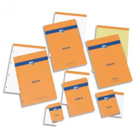 OXF BLOC ORANGE 105X148 5X5 100106278