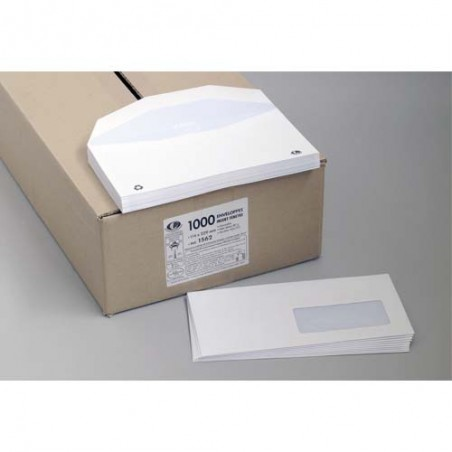 COU B/1000 ENV INSERT NF 114X229 13997