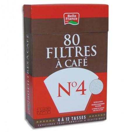 CAF B/80 FILTRE CAFE BELLE FCE N4 560060