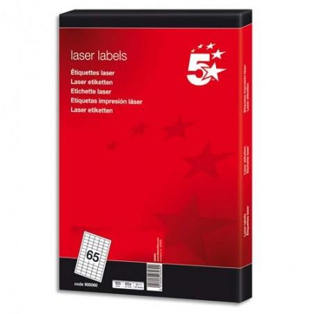 5ET B/6500 ETQ LASER 38.1X21.2 S900060