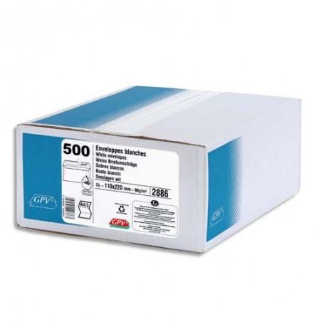GPV B/500 ENV DL AUTADH 90G NF PEFC 2886