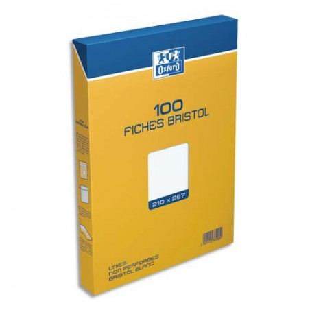 OXF S/50 BRIST PERFO A5 5X5 100102343