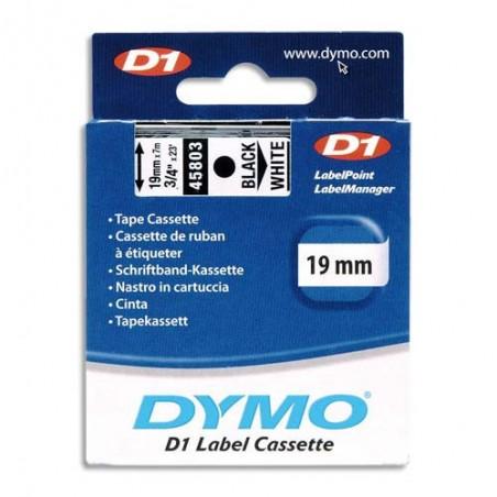 DYM RUBN DYMO D1 19MMX7M N/TRS 45800