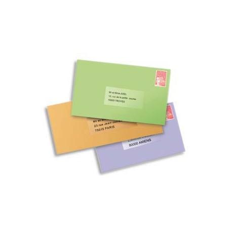 AVE PC/525 ETIQ 63 5X38 1 INV J8560 25