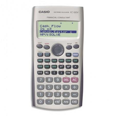 CAS CALC FINANCIERE FC100 V