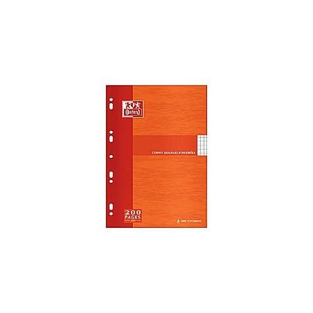 OXF E/200 CDOUB A4 SEYES PERFO 100105681