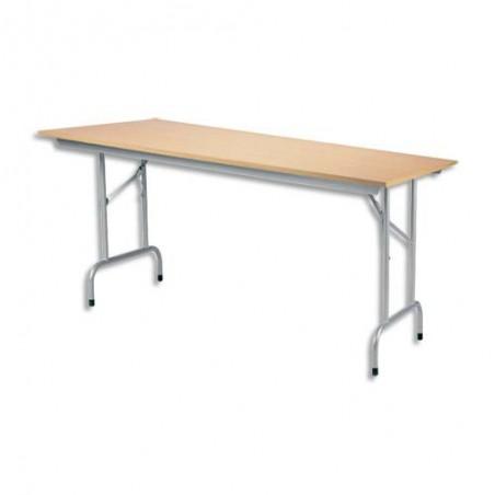 MOB TABLE PLIANTE RICO 140X80 HE 62002