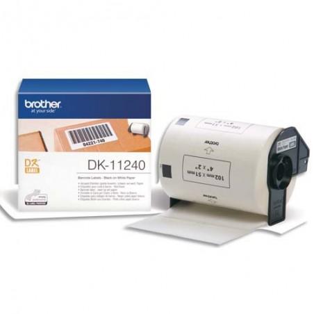 BRO R/200 ETIQ CODE BARRE 102X21 DK11240