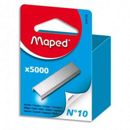 MAE B/5000 AGRAFES N10 324106