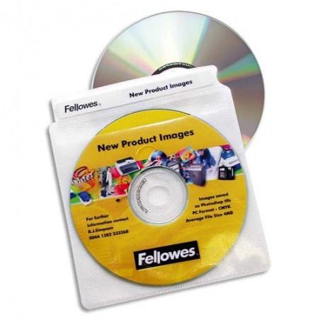 FEL P/100 ENV PLASTIQUE CD/DVD 9831201