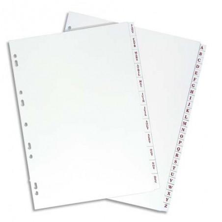 OXF INTER ALPHA 26P PVC A4 BLC 100204730
