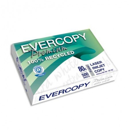 CLF R/500F A4 80G EVERCOPYPM BLCRECY5902