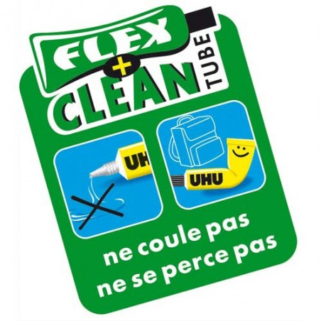 UHU COL FLEX&CLEAN SS SOLVANT 20ML 39181