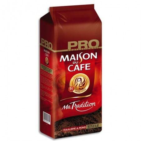 MDC P/1KG CAFE MOULU MA TRAD 0003790000