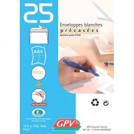 GPV P/25 ENV AUTOADH DL 6257