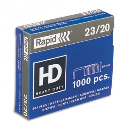 RAP B/1000 AGRAFES 23/20 24870400