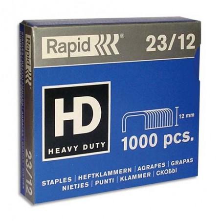 RAP B/1000 AGRAFES 23/12 24869400