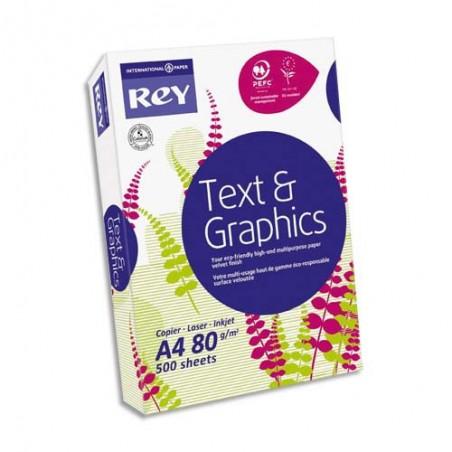 INA R/500F TXT GRAPH A4 80G 88091619