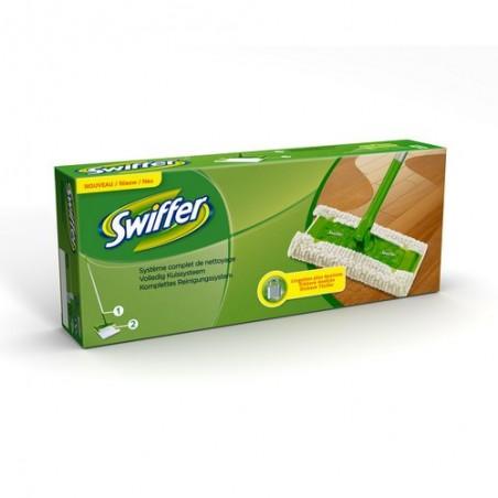 SWF BALAI SWIFFER + LINGETTES 979871