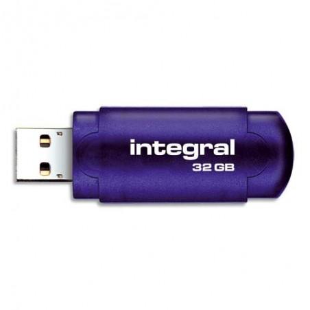 ITG CLE USB EVO 32GB INFD32GBEVOBL+RDV