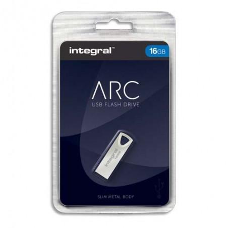 ITG CLE USB2 ARC 16GO INFD16GBARC+REDV