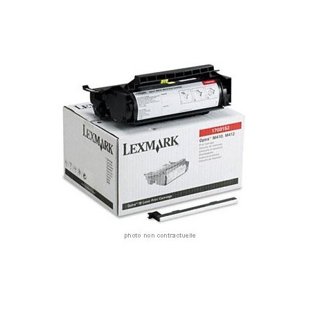 LXM CART TONER LRP HC NOIR X651H11E