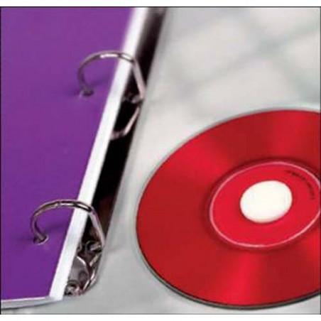 AGI P/35 PAST AUTOCOLLANTES CD/DVD 11671