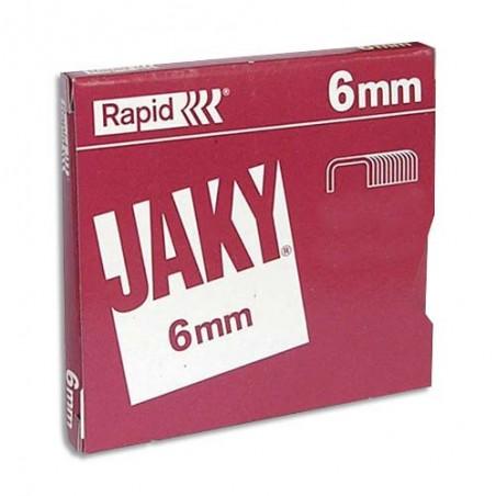 RAP B/5000 AGRAFES JAKY6 11720001