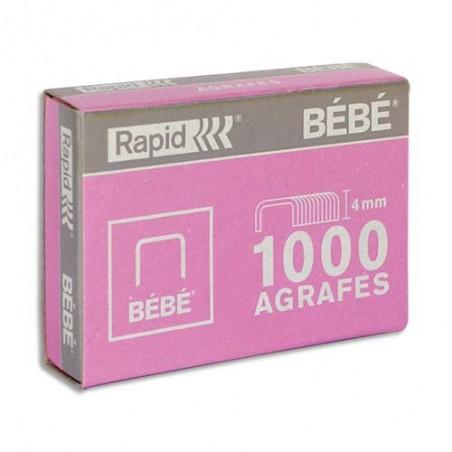 RAP B/1000 AGRAFES BEBE 11974600