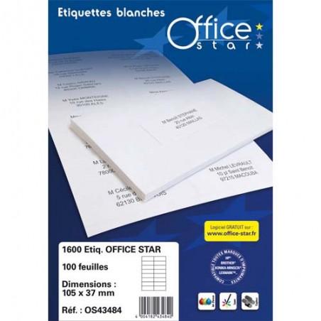 OER B/1000 ETQ MULTIUSAGE 105X57 OS43425