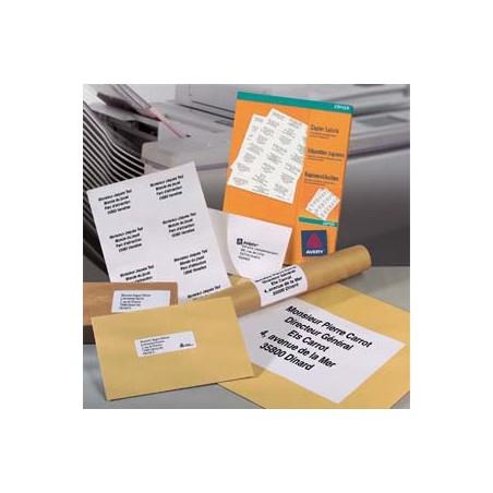 AVE B/2400 ETIQ COP 70X37 BLC DP247 100