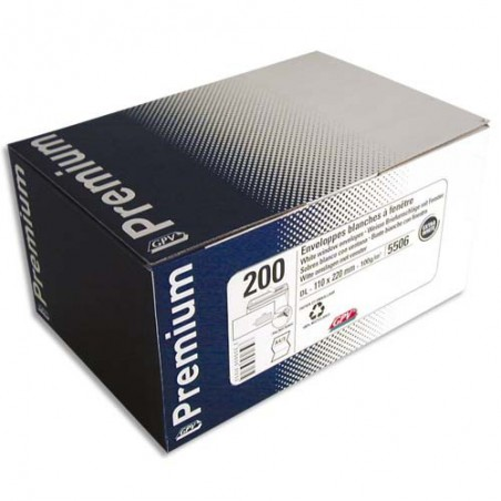 GPV B/200 ENV 100G 110X220 ADH 5506