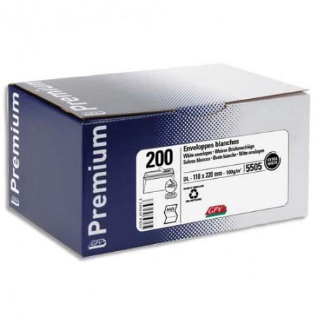 GPV A B/200 ENV 100G 110X220 ADH 5505